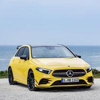El Mercedes-AMG A 35 4Matic llagará a los concesionarios españoles en marzo, partiendo de los 57.675 euros