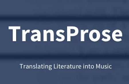Transformando literatura en música gracias a TransProse