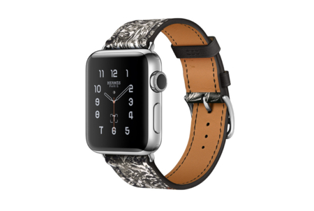 Hermès lanza una nueva y exclusiva correa para el Apple Watch, y sólo la podrás comprar en sus tiendas oficiales