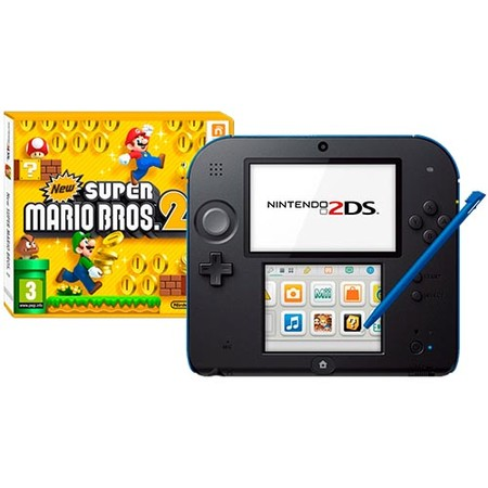 Nintendo 2ds New Super Mario 2