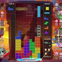 Tetris 99 realizará este fin de semana un evento para obtener un tema especial de Kirby Fighters 2