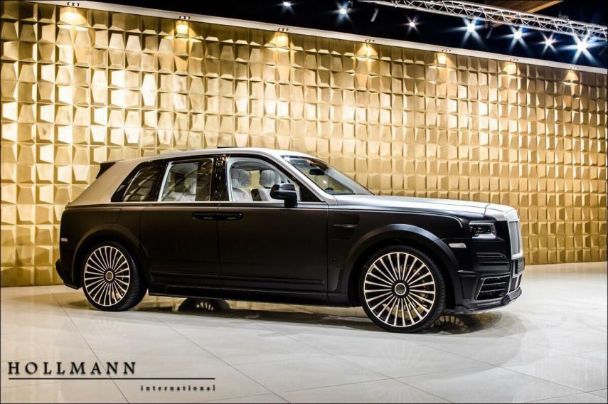 ¿Buscas en qué gastar tus ahorros? Uno de los 13 Rolls-Royce Cullinan Billionarie está a la venta