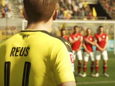 FIFA 17 le hace un gran homenaje a la franquicia en su nuevo tráiler