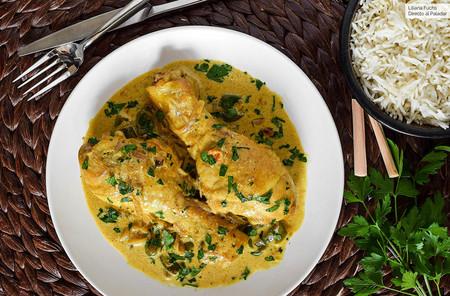 Nueve recetas de pollo con Thermomix para hacer (también) con el Monsieur Cuisine Connect