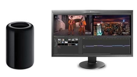 EIZO CG318, el monitor para creativos exigentes. Buen compañero para tu Mac Pro