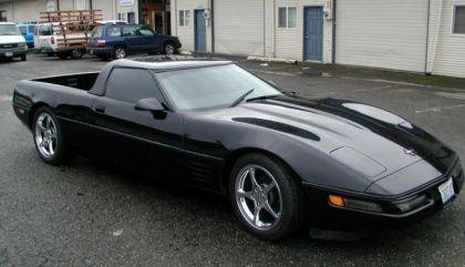 Custom Corvette Pick-Up