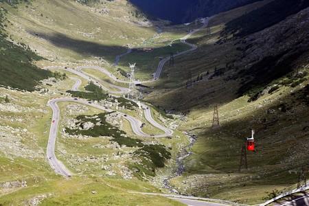 Rumania Carretera