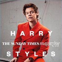 El regreso de Harry Styles en su carrera en solitario le vale una portada en The Sunday Times Magazine
