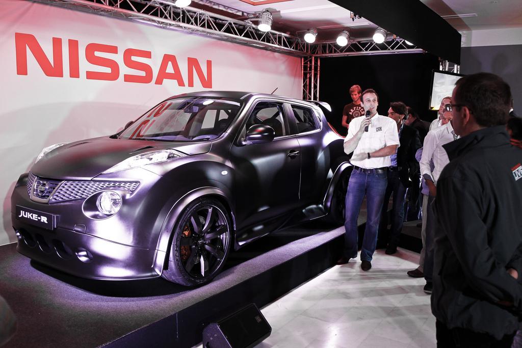 Foto de Nissan Juke-R (7/12)