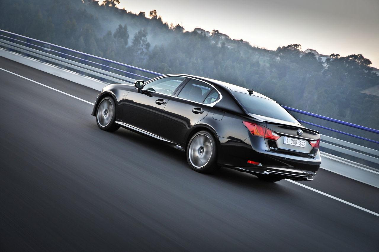 Foto de Lexus GS 450h F Sport (2012) (20/26)