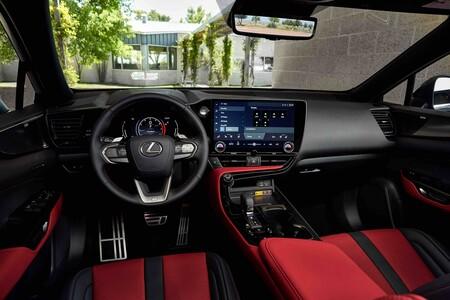 Lexus Nx 2022 33