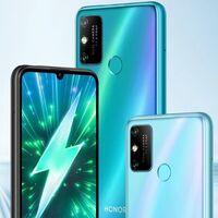 Honor 9A llega a México: gran batería de 5,000 mAh y Android 10 para la gama media, este es su precio
