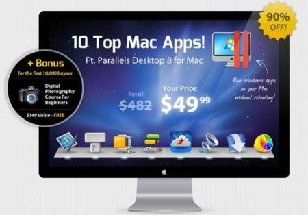 Summer 2013 Mac Bundle, oferta veraniega de programas