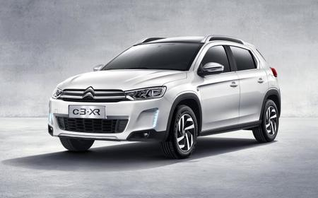 Citroën C3-XR, un C3 SUV para el mercado chino