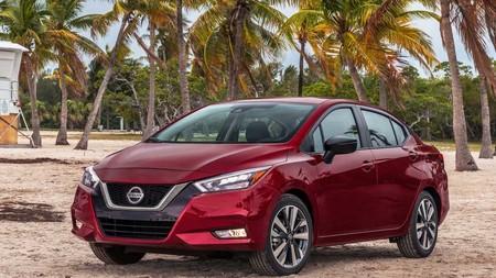 ¡Filtrado! El Nissan Versa 2020 se adelanta al reloj con un puñado de fotos
