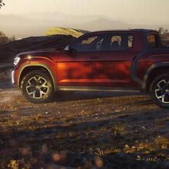 Foto 4 de 6 de la galería volkswagen-atlas-tanoak-pickup-concept en Motorpasión
