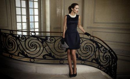 Claves de estilo para ir de shopping: un vestido negro que nos saque de apuros
