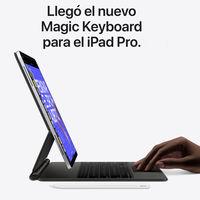 El nuevo Magic Keyboard llega a México: ya tenemos precio para el teclado que transforma el iPad Pro en casi una MacBook