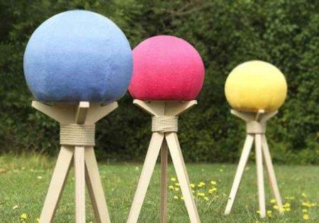 taburetes pelota 1