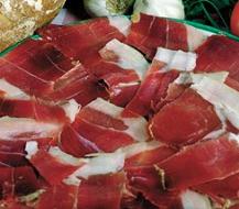 ¿Qué aporta a un niño 100 gramos de jamón serrano?