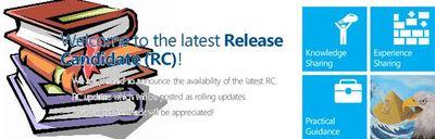 Más documentación para Visual Studio 2012 y Windows 8