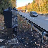 La factura oficial de los destrozos de radares en Francia: 660 millones de euros y más muertes en carretera