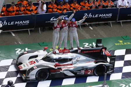 Audi Victoria Le Mans 2014