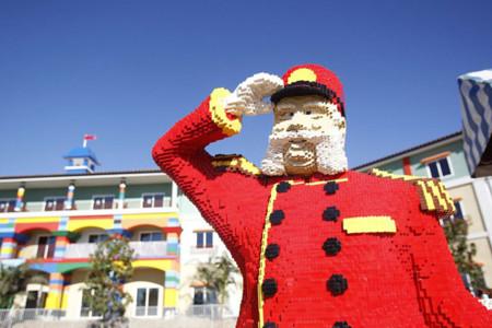 El primer Hotel Lego abrirá sus puertas el 5 de abril en Legoland California