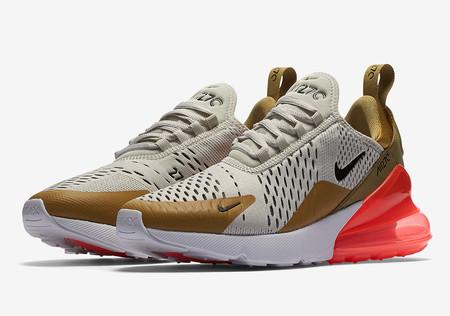 Nike Air Max 270 Flight Gold Ah6789 700