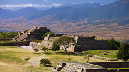 Monte Alban Pictures