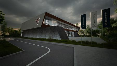Así será la sede oficial de CUPRA