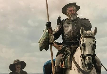 Primera imagen de 'El hombre que mató a Don Quijote', la esperadísima adaptación de Terry Gilliam