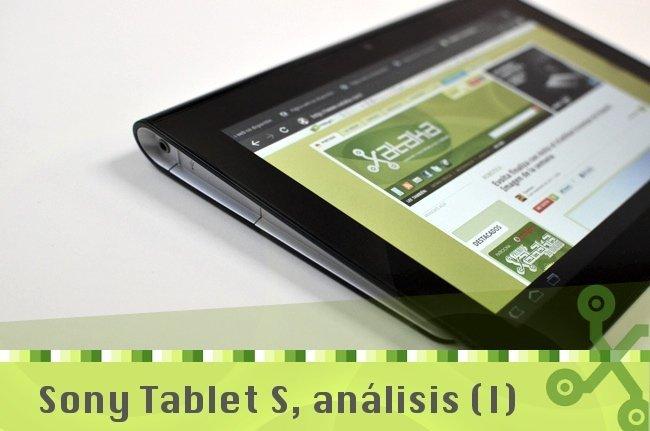 Análisis del Sony Tablet S