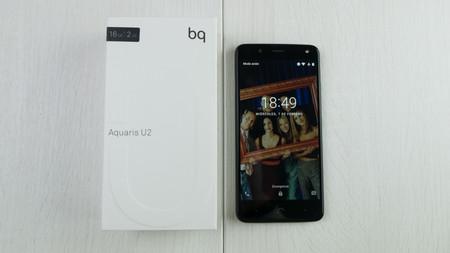 bq Aquaris U2