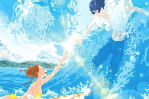 'El amor está en el agua': un encantador y emotivo anime  sobre encontrar tu lugar en el mundo