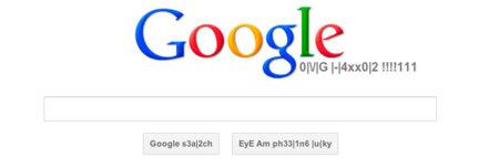 Google l33t