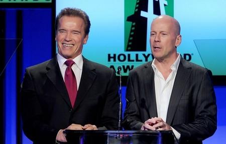 Bruce Willis sustituye a Arnold Schwarzenegger en 'Captive'