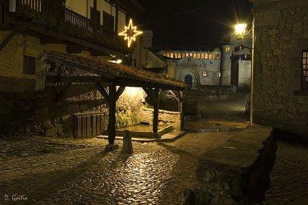 La Cabalgata de Reyes de Santillana del Mar