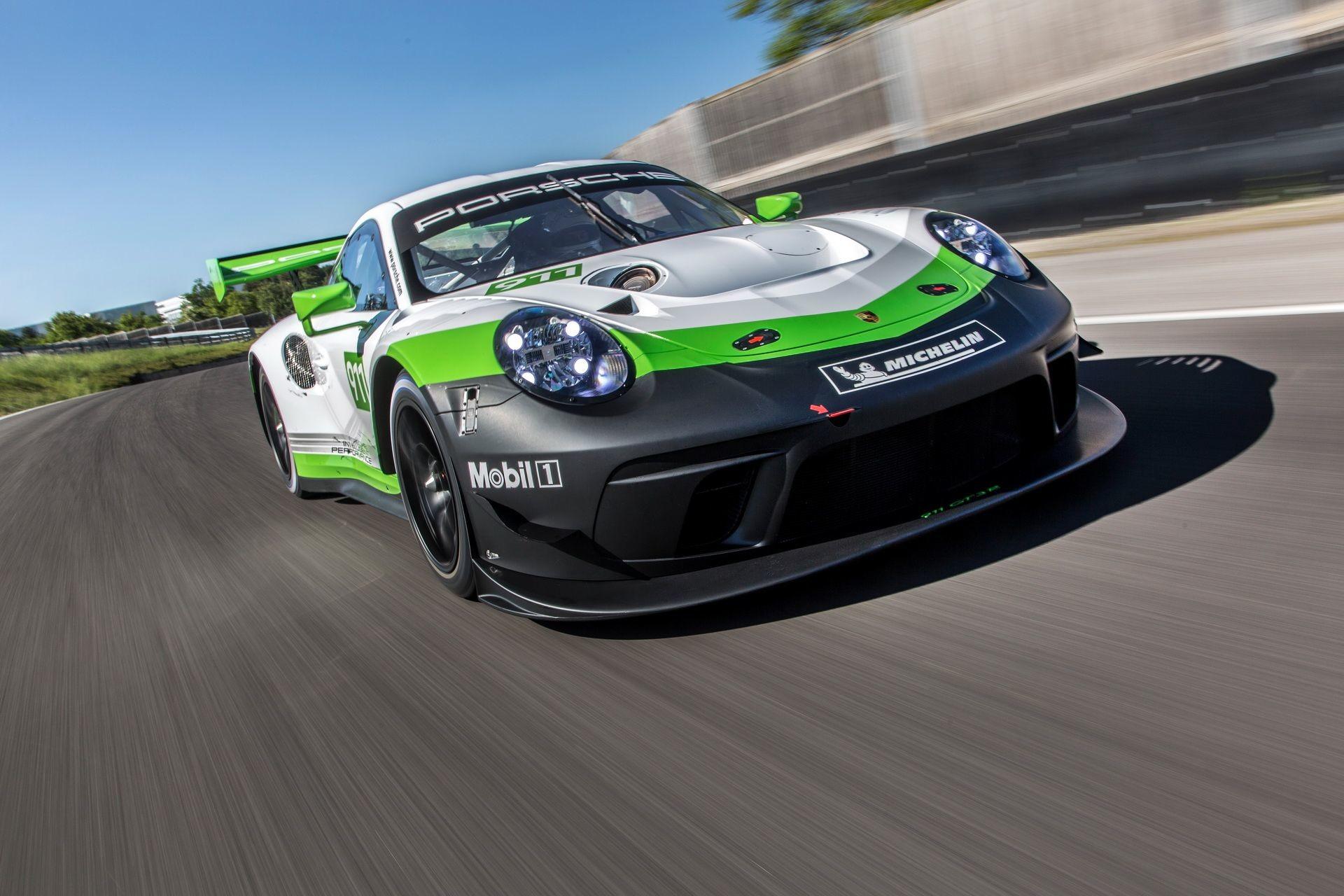 Foto de Porsche 911 GT3 R (2/9)