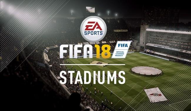 Fifa 18 Stadiun