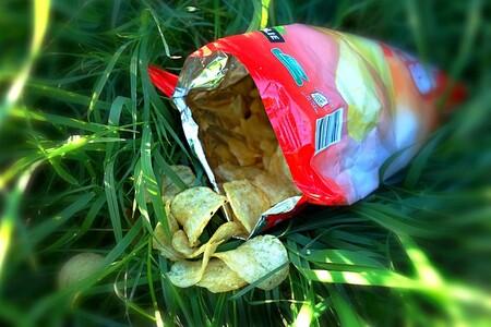 Si en tu bolsa de patatas hay más aire que patatas no necesariamente es para engañarte