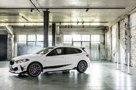 BMW ya tiene las piezas M Performance listas para el nuevo Serie 1 2020