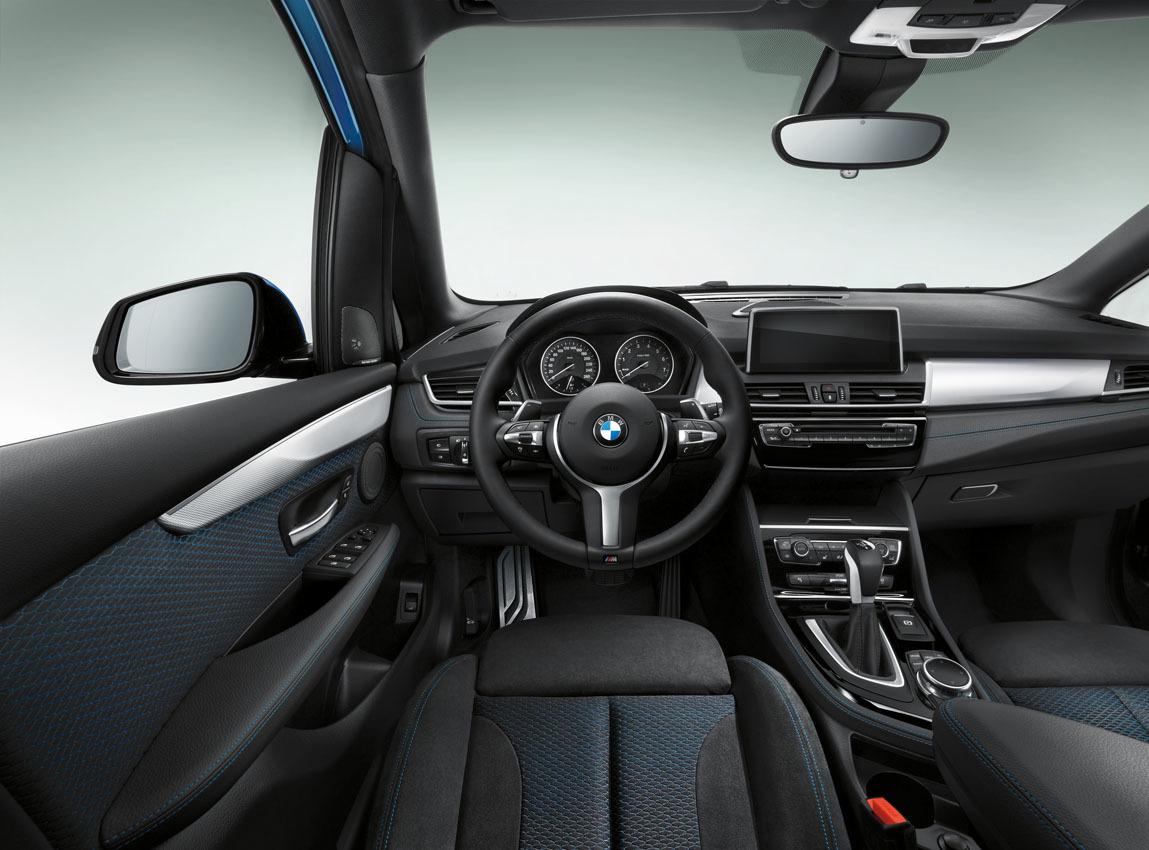 Foto de BMW Serie 2 Active Tourer, presentación (39/53)