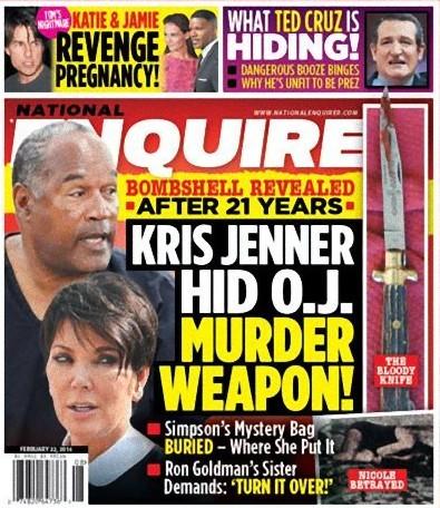 A vueltas con Kris Jenner