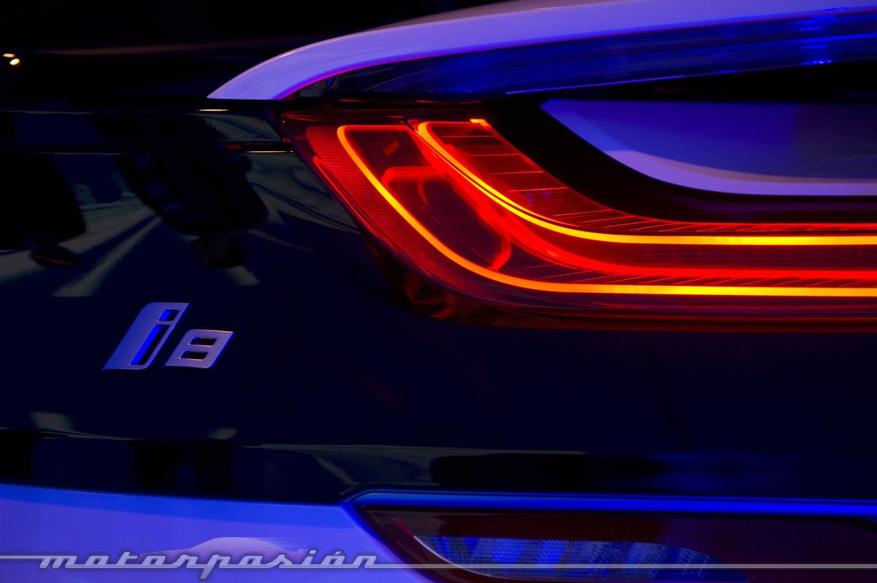 Foto de BMW i8, primeras impresiones (20/21)