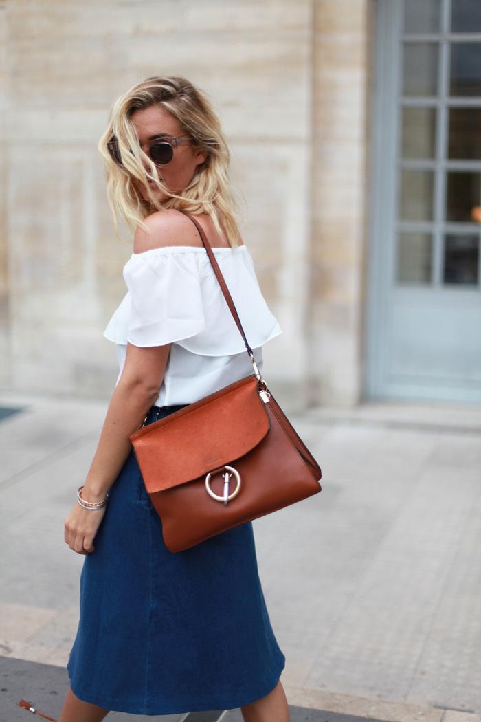 Looks con el bolso Faye de Chloé