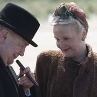 'Churchill', tráiler del biopic sobre el político británico al que da vida Brian Cox