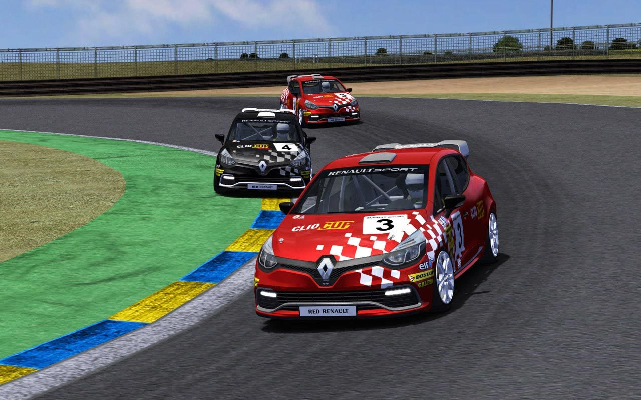 Foto de Renault Clio Cup On Line (11/24)