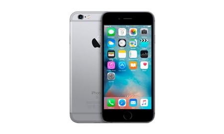 Oferta por tiempo limitado: el iPhone 6S de 16 Gb, por 549 euros en Mediamarkt