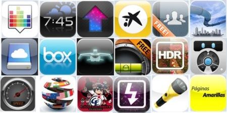 Recopilatorio de aplicaciones gratuitas para el iPhone
